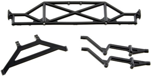 Team Associated 9817 Rear Bumper and Brace