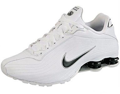 sneakers for cheap 0fd56 607f4 ... reduced nike men shox medallion white af9d2 6657a