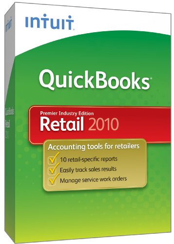 Quickbooks Premier Retail 2010 [Old Version]