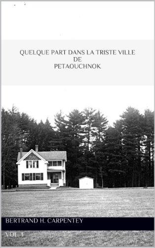 Couverture du livre Quelque part dans la triste ville de Petaouchnok