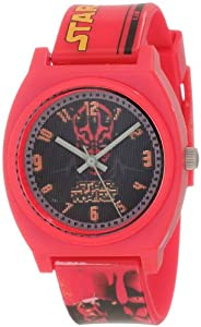 Star Wars Kids 9006029 Star Wars Darth Maul Analogue Black Dial Watch