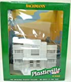 Bachmann Industries Hospital with Furniture Set, O Scale