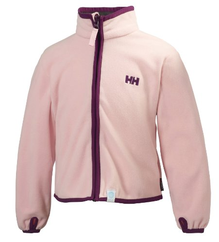 Helly Hansen Girl's Tellus Full Zip Microfleece Jacket