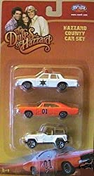 RC2 The Dukes of Hazzard 3 car set