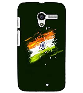 MOTOROLA MOTO X INDIA Back Cover by PRINTSWAG