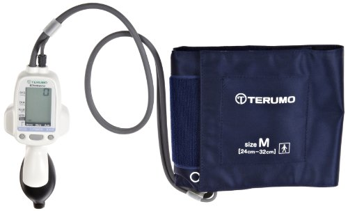 Terumo ESH5503 Elemano Blood Pressure Monitor and Cuff, Medium Size (ES*H5503)