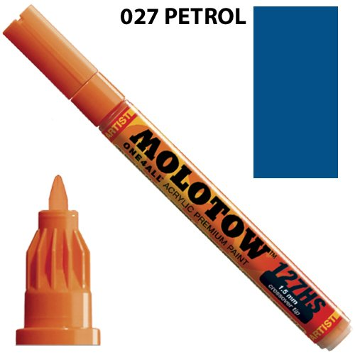 Molotow 127HS-CO ONE4ALL Paint Pen With Crossover Nib – 027