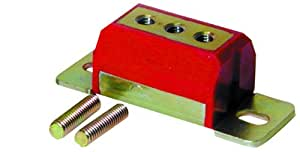 Prothane 7-1604 Red 6 and 8 Cylinder Transmission Mount Kit