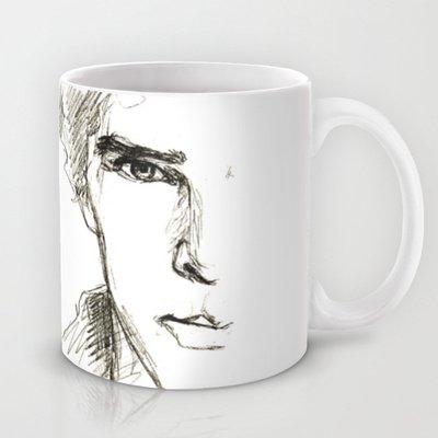 Society6 - Sherlock 628 Mug By Benbenny
