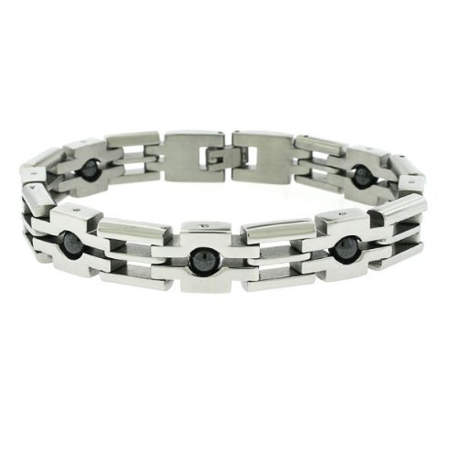 Stainless Steel Bracelet 8.5