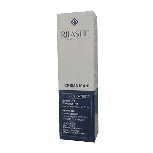 Rilastil Crema mani 150 ml riparatrice nutriente e protettiva