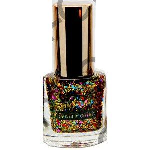 Large Disco Multi Colour Lovely Glitter Sparkle Dazzle Christmas Nail Polish