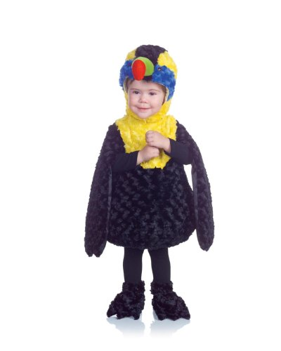 Toucan Plush Belly Toddler Costume