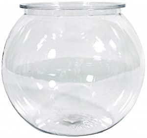 round fish bowl tom tominaga oscar
