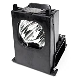 Replacement TV Lamp Housing for Mitsubishi 915P027010