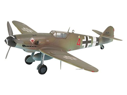 Revell of Germany Messerschmitt Bf109 G-10 Erla Model Kit