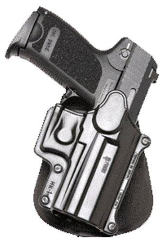 Fobus Standard Holster RH Belt HK1BH H K Compact  USP 9mm 40  45 Full Size 9mm 40  S W Sigma Series 9 40 VEB0000C52LD : image