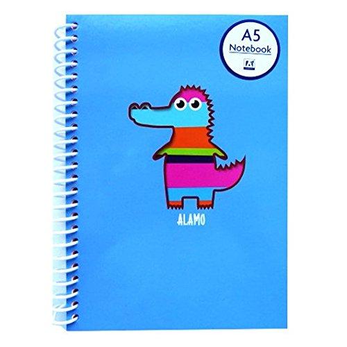 creative-taccuino-formato-a5-motivo-rascals-alamo-croc-5-fogli-di-carta-colorata-140-pagine-e-adesiv