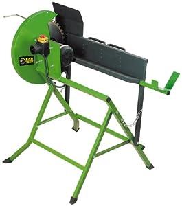 Fartools 182006 Scie à bûches 2200 W Diamètre 400 mm Alésage 30 mm