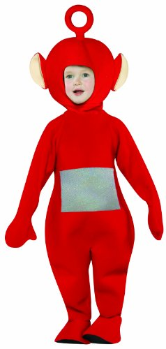 Rasta Imposta Baby and Toddler Teletubbies Po Costume