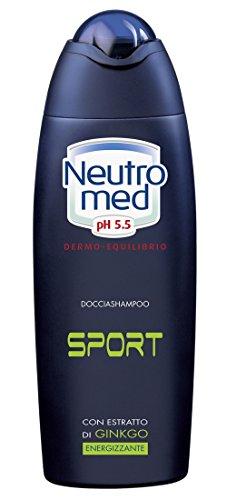 doccia schiuma shampoo sport 250 ml
