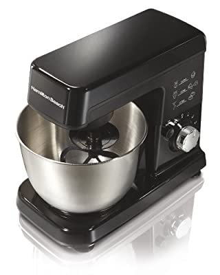 Hamilton Beach, HB 6 speed stand mixer (Catalog Category: Kitchen & Housewares / Blenders) by Hamilton Beach