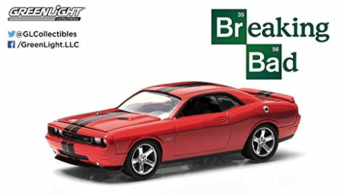 greenlight-164-hollywood-breaking-bad-2012-dodge-challenger-srt-8-rosso-44690-a