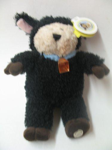 2004 Starbucks Black Sheep Easter Bearista Bear