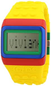ODM Unisex-Armbanduhr POP HOURS Digital Quarz Silikon JC01-16