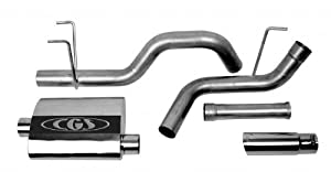 CGS 70041 Stainless Cat-Back Exhaust System Toyota