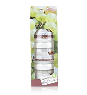 Ingredients Coconut Body Treats Gift Set