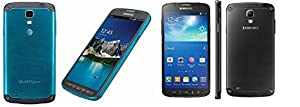 Samsung Galaxy S4 Active I537 16GB AT&T Unlocked GSM 4G LTE Quad-Core Water Resistant Smartphone - Blue from Samsung