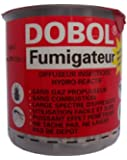 LODI Insecticide prêt à l'emploi dobol fumigène anti cafards-mites-punaises-puces-mouches-moustiques-acariens