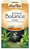 TRIPLE PACK of Yogi Tea Green Balance 15 Bag
