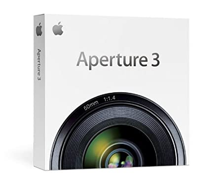Apple Aperture 3 OS X Mac