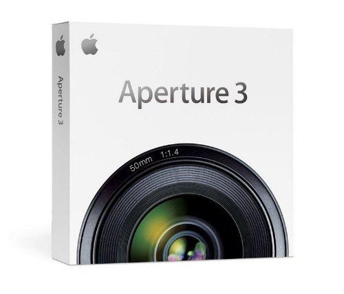 Aperture 3 - MB957Z/A [OLD VERSION]