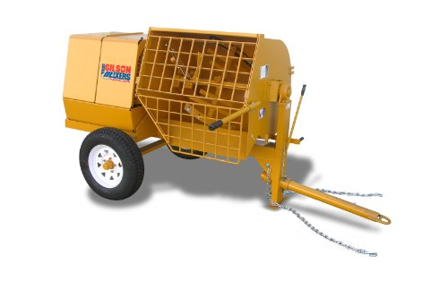 MARSHALLTOWN The Premier Line MIX59329 12 Cubic Foot 8-Horsepower Electric Cement Mixer