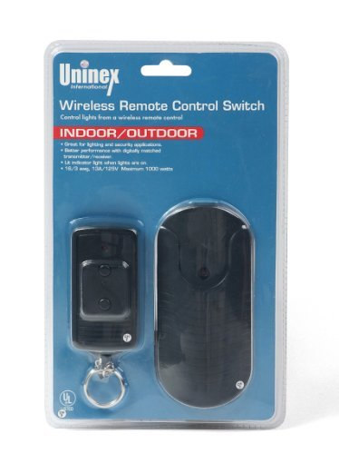 New Indoor Wireless Remote Control Power Switch Outlet