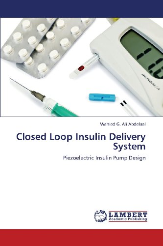 Closed Loop Insulin Delivery System: Piezoelectric Insulin Pump Design