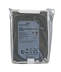 Seagate 2TB SV35 Surveillance HDD for CCTV storage ST2000VX000