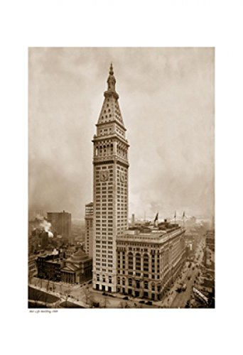 metlife-building-1909-sepia-artistica-di-stampa-3302-x-4826-cm