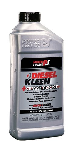 Power Service 03016-09 +Cetane Boost Diesel Kleen Fuel Additive