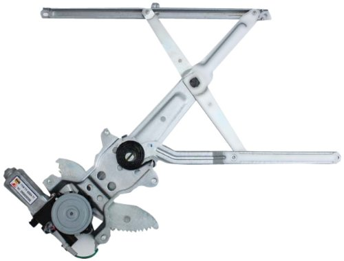TYC 660089 Toyota Tacoma Front Passenger Side Replacement Power Window Regulator Assembly with Motor (Tacoma Window Motor compare prices)
