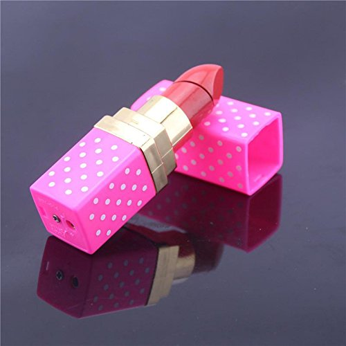 Lipstick & Chocolate Novelty Lighters (5 Colours) (Pink)