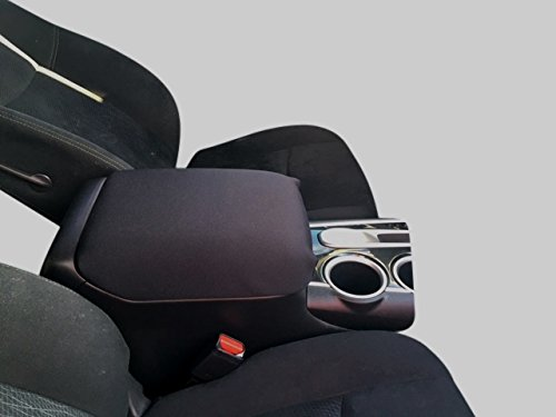 Nissan Pathfinder 2013-2017 SUV Auto Center Console Armrest Cover Protects from dirt and damage Renews old damaged consoles. CUSTOM FIT - Black (Nissan Pathfinder Armrest Cover compare prices)