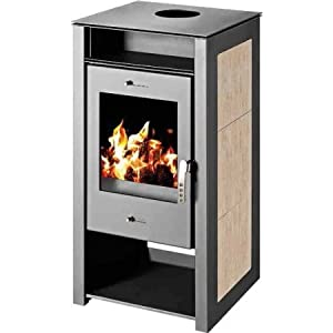 kaminofen wasserf hrend linestoves k200kb 9 kw baumarkt. Black Bedroom Furniture Sets. Home Design Ideas