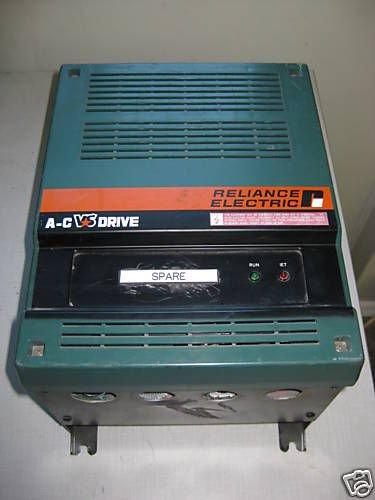 Reliance Electric 3 Hp Vs Ac Drive Gp1200 1Ac4103U 460V Re 1Ac4103-U 3Hp