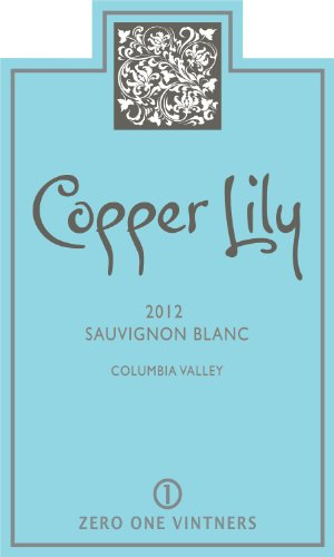 "2012 Zero One Vintners ""Copper Lily"" Yakima Valley Sauvignon Blanc 750 Ml"