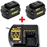 DEWALT 24V NiCd 2 Battery and Charger