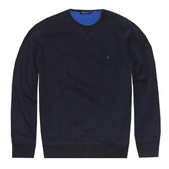 Nautica Men Long Sleeve Blouse Sweatshirt by Nautica